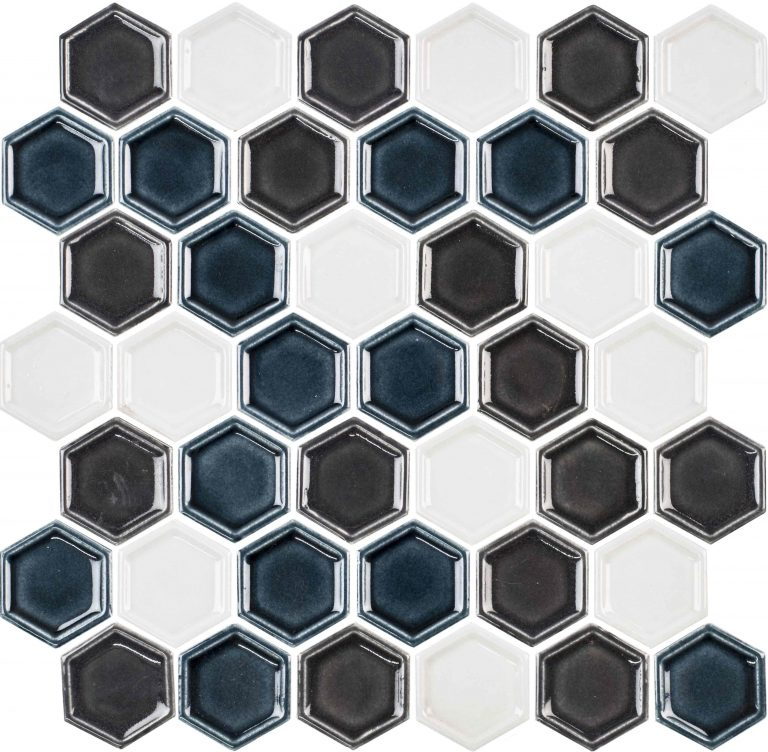 MVG 299 (Classic Hexagon Burnt Mint)