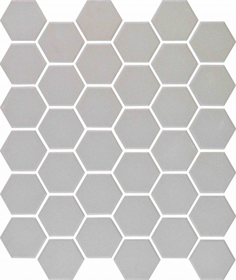 MVG 358 (Hexagon Unglazed Grey)